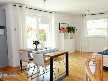 Citygreen - Traumhafte 4-ZI-Garten-Maisonette Ruhelage Liefering