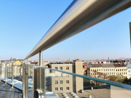 #Leben über den Dächern Wiens _ Traumhafte 3 Zimmer DG-Wohnung mit atemberaubendem Blick über die Dächer Wiens _ Exklus…