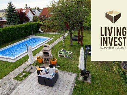 Luxuriös ausgestattetes Einfamilienhaus in Leonding steht zum Verkauf!