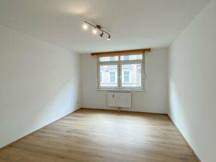 Zentral gelegene Zwei- Zimmer Wohnung mit Garagenplatz in der Liechtensteinstraße, Nähe Lichtenwerder Platz!