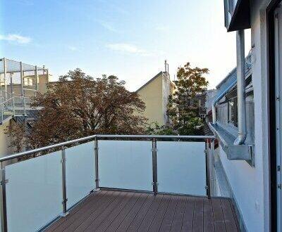 EUM - ERSTBEZUG! Dachgeschoßwohnung mit guter Raumaufteilung Nähe Vogelweidpark