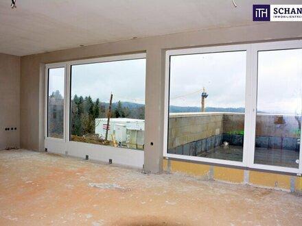 GENIALES ECK-Terrassenhaus mit zauberhaftem Ausblick + grandiosen Freiflächen + hochwertigen Materialien!