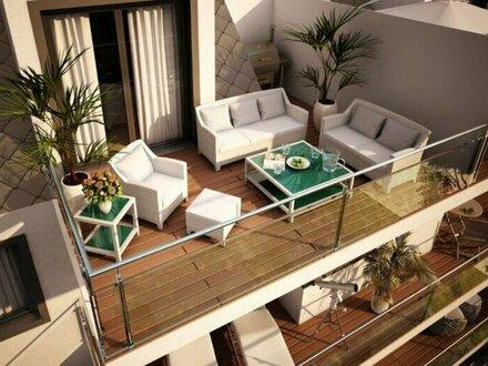 NEUBAU ERSTBEZUG - hübsche Zweizimmerwohnung - auch Anleger geeignet - mit Freifläche zentral gelegen - 1160 Wien