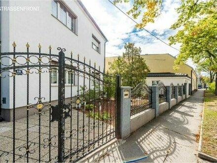 Mieten oder Kaufen? Einfamilienhaus mit 9 Zimmer + 307 m² Garten + Garage - WIEN-GRENZE 5 Minuten!
