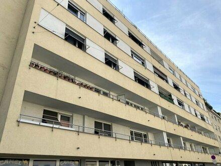 Nähe Alte Donau: hofseitige 2-Zimmerwohnung mit neuer Küche inkl. Geräte (Montage: ca. 09/2020)- zu Verkaufen!