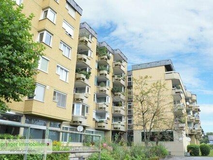 Einziehen und loswohnen! Ideale 2-Zimmer-Wohnung + Loggia