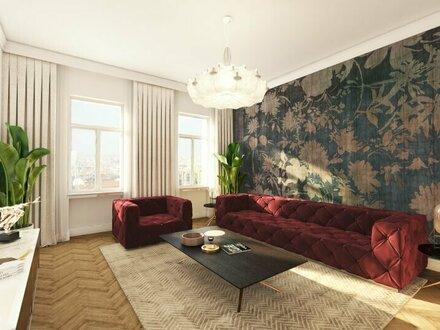 Herrliche Familien-Wohnung mit Loggia