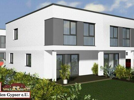 Neubau Eckreihenhäuser! Wohnfläche ca. 102m² oder ca. 114m² mit verschiedenen Grundstücksgrößen!
