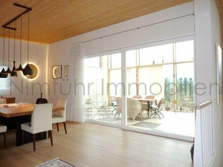 Stilvolles Wohnhaus in Grünlage - Nähe Irrsee