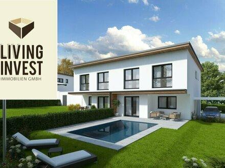 """Trendige Doppelhäuser in Engerwitzdorf """"Modul X"""" - Haus 1 - RESERVIERT!"""