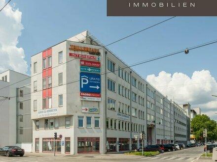 TRILLERPARK Bürohaus | gute Verkehrsanbindung
