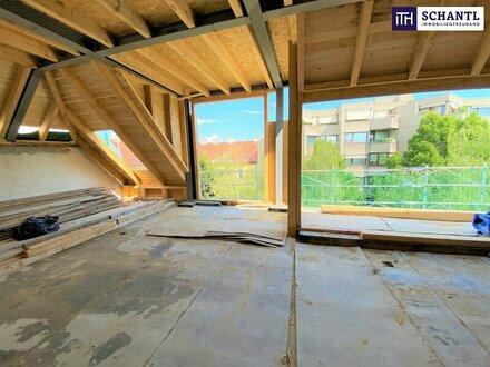 Rooftop 19 – Exklusive 3-Zimmer Dachgeschoßwohnung im schicken Döbling mit ca. 65 m² großer Dachterrasse!