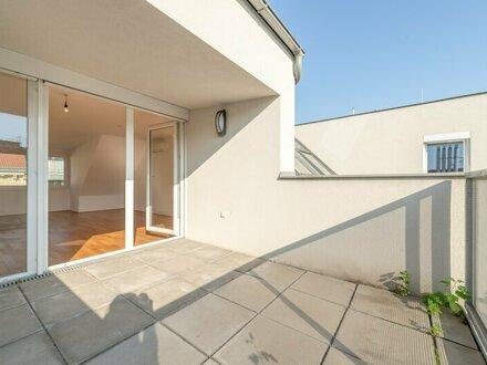 // -15% PROVISIONSRABATT // großzügige, sonnige 3-Zimmer Dachgeschoss-Wohnung mit Terrasse, tolle Lage im 18. Bezirk! **VIDEOBESICHTIGUNG**
