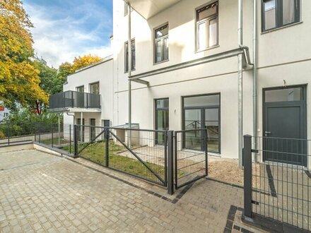 ++NEU++ Hochwertiger 2-Zimmer ALTBAU-ERSTBEZUG mit Terrasse u. Garten, tolle Raumaufteilung!
