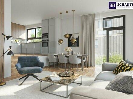 MODERNES REIHENHAUS! Mit stylischer 3D-FASSADE & EIGENGARTEN! 3 Schlafzimmer + 2 Badezimmer inkl. begehbaren Schrank! H…