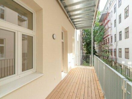 ++NEU++ Großzügiger 2-Zimmer ALTBAU-ERSTBEZUG mit 10m² Balkon **VIDEOBESICHTIGUNG**