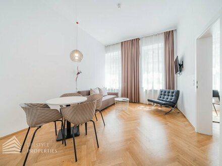 TOP! Attraktive, möblierte 2-Zimmer-Wohnung, Nähe Lugner City