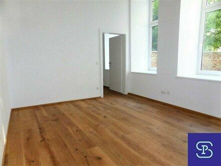 Erstbezug: wunderschöner 67m² Altbau mit Einbauküche - 1020 Wien