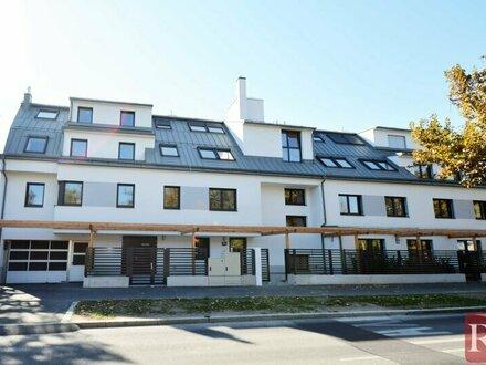 Traumhafte Terrassen oder tolle Gärten Top ausgestattete Eigentumswohnungen in Aspern Nähe U2 Provisionsfreier Erstbezug