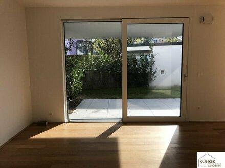 Moderne 3-Zimmer-Gartenwohnung - Erstbezug in Bestlage