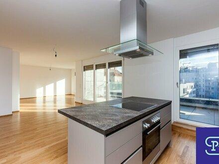 Goldegg Gardens: 151m² DG-Wohnung + 29m² Terrasse - 1040 Wien