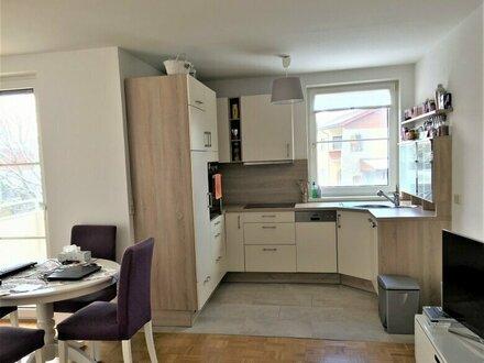 Sonnige 2-Zimmer-Wohnung mit Balkon in Aigen