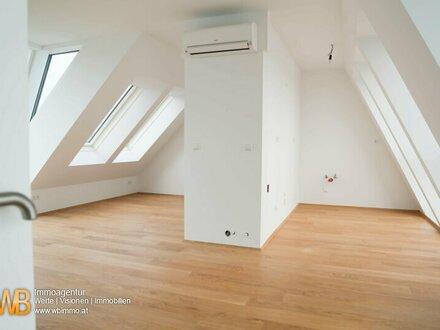 Erstbezug!Hochwertige 4-Zimmer DG-Maisonette, mit 119 m² !