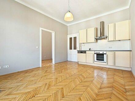 Eine kleine 1,5 Zimmer Wohnung in 1050 Wien