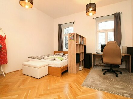 Befristet vermietete Altbauwohnung nahe Donauinsel zu verkaufen!