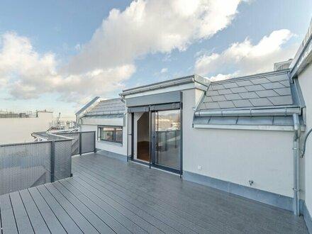 ++NEU++ Premium 3-Zimmer DG-ERSTBEZUG mit Terrasse (23m²), toller Grundriss! alles auf einer Ebene!