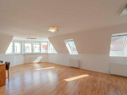 ++NEU** 3,5-Zimmer DG-Wohnung, getrennt begehbar, WG-tauglich mit Terrasse