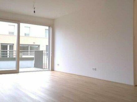 Grün und gut mit 3 Zimmern und Balkon - Erstbezug im interessanten Neubau - keine Provision