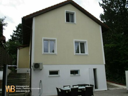 Einfamilienhaus mit 140m² Wfl. und 1.536m² Eigengrund in Hagenbrunn- Ruheoase am Stadtrand