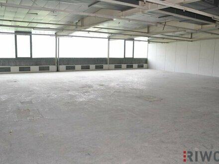 245m² Lagerhalle mit LKW-Rampe nähe Autobahn!