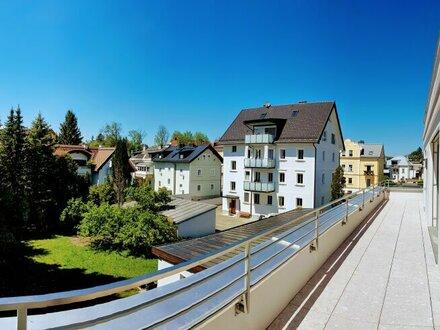 Ruhelage Riedenburg: Erstbezugs-2-Zimmer-Wohnung mit großer Sonnen-Terrasse!