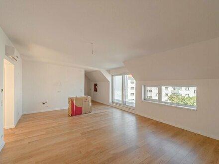 ++NEU** Hochwertiger 3-Zimmer DG-ERSTBEZUG mit Terrasse (23m²), optimaler Schnitt! alles auf einer Ebene!