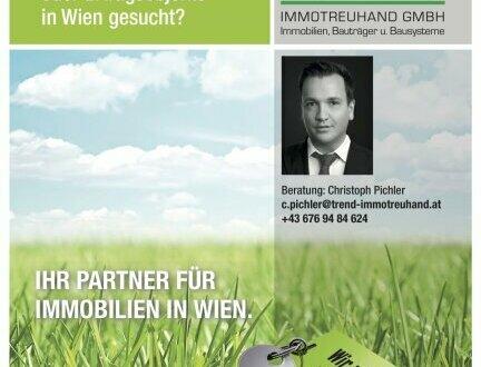 Wohnung, Haus oder Ertragsobjekt in Wien gesucht?