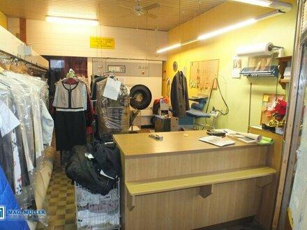 Chemische Reinigung in oberkärntner Kleinstadt günstig zu verkaufen
