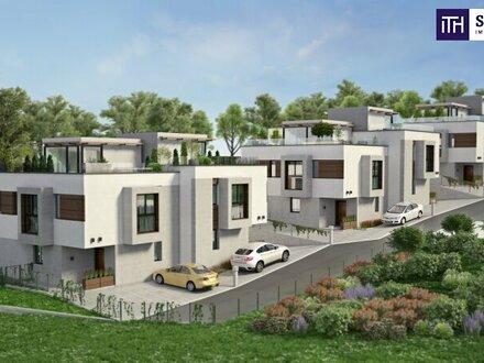 Wohnen neu erleben! High End Doppel-Villa mitten im Grünen + Wohnträume im schönen Wienerwald! Nicht lange zögern! Provisionsfrei!
