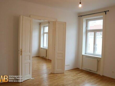 1180: Währinger Straße: schöne 2-Zimmer Stilaltbauwohnung