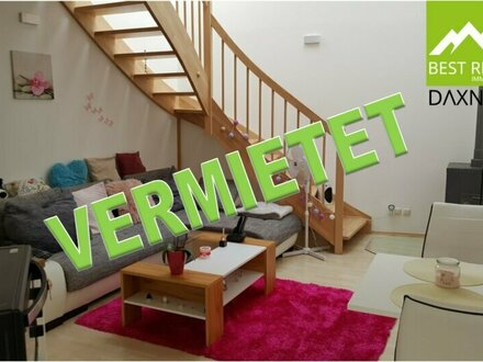 VERMIETET! Maisonette-Wohnung im Zentrum Bad Ischl