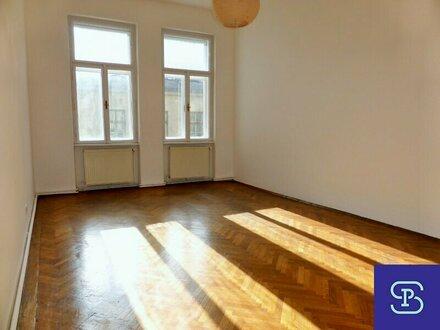 Ruhiger 75m² Altbau mit 2 Zimmern und Einbauküche - 1070 Wien