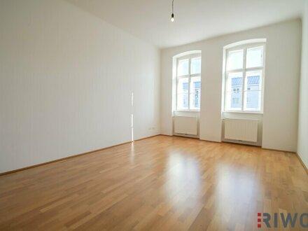 Lichterfüllte 2,5 Zimmer Altbauwohnung in Ruhelage | Gemeinschaftsgarten | Donaukanal Nähe