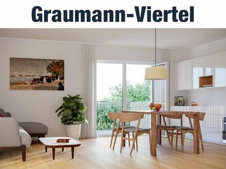 Wohnen im Grünen - Mitten in der Stadt | Top 1.1.6