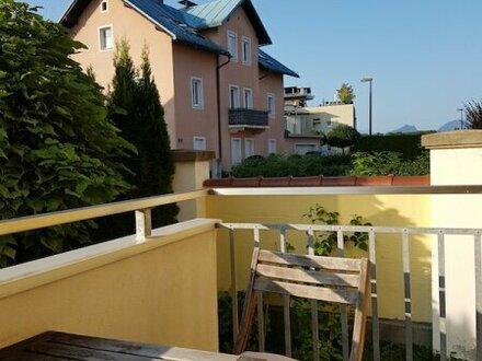 Klein aber oho! 2,5-Zimmer-Wohnung mit Balkon