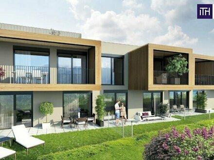 ITH: Oase der Ruhe! Provisionsfrei! Neubau Eigentumswohnung mit Garten am Schöckl! Graz!