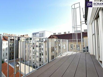 DAS HAT STIL!!! Neue 1,5-Zimmer-Wohnung im Innenhof mit top Ausstattung und ruhigem Balkon!