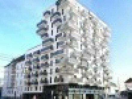 11 Stockwerke mit traumhaften Wien-Blick