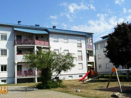 Sonnige 3 Zimmer Wohnung mit südseitiger Loggia