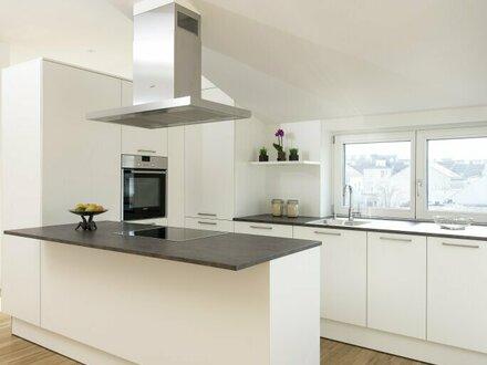 Wunderschöne, sonnige 97m² Dachwohnung mit 2 Bädern und Terrasse - 1030 Wien